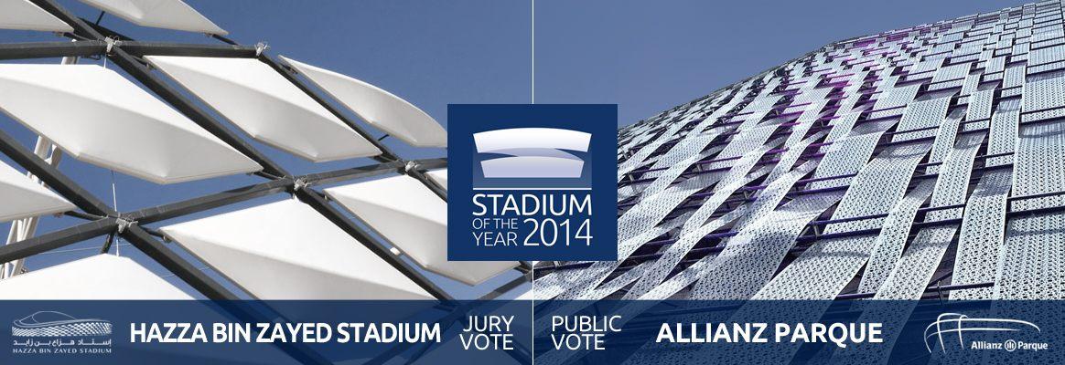 Stadium of the Year 2014 - vote now!