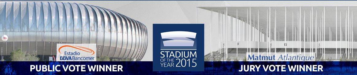 Vote for Stadium of the Year 2015