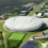 Paris: New giant stadium in the suburbs