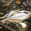 New designs: One of them will be 'the best stadium in the world'