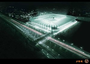 Widzew new stadium