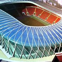 Belarus: Renderings of national stadium revamp leaked to the press! (photos)