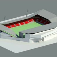 New design: Lionel Road Stadium