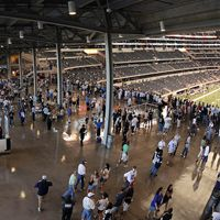 USA: Bar-type standing terraces growing in the NFL?