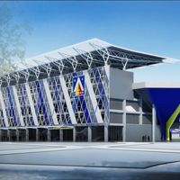 New design: Stadion Georgi Asparuhov