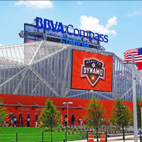 Stadium of the Year 2012 Nominee: BBVA Compass Stadium