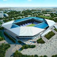 New design: Gamba Osaka Stadium