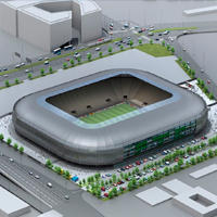 Budapest: Works on Ferencváros new stadium to start in March