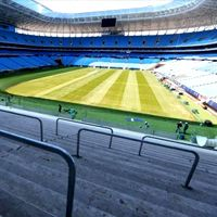 Brazil: Geral stand closed for one game