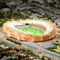 Perth: Giant stadium relocated yet again?