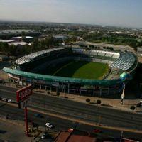 New stadiums:  Morelia, León, La Piedad