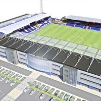 England: Oldham Athletic planning a new North stand