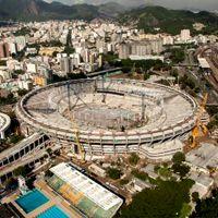Rio de Janeiro: Maracanã workers on warning strike