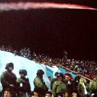 Bolivia: Young boy killed by flare at Copa Libertadores