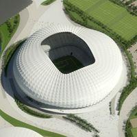 New design: Grand Stade Constantine