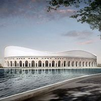 New designs: Top three visions for national stadium in Minsk