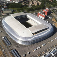 Stadium of the Year 2012: 3rd place - Grand Stade Lille-Métropole