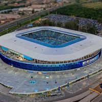 Stadium of the Year 2012: Arena do Grêmio!
