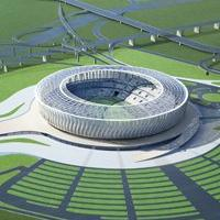 Baku: Major changes to the Olympic Stadium