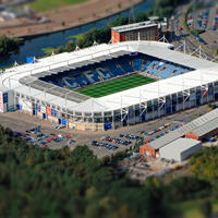England: Leicester City bought its stadium back