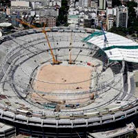 Brazil: FIFA very concerned with Maracanã's delay