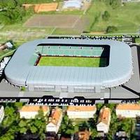 New construction: Stadion Miejski w Tychach