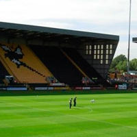 Nottingham: Cannabis lamps to improve pitch for Notts County