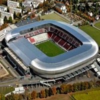 Austria: 'Temporary' stadiums proving quite a problem