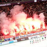 Sweden: Fanatics 'tested' Friends Arena