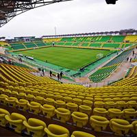New stadiums: Kaspyisk, Vladivostok, Moscow