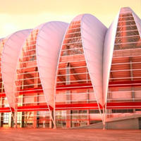 Porto Alegre: First 'leaf' assembled at Beira-Rio