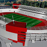 Bucharest: Dinamo's new stadium in city centre?
