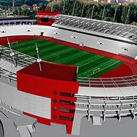 Bucharest: Dinamo's new stadium in city centre?