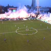 Budapest: Ferencváros played their last game at Flórian Albert