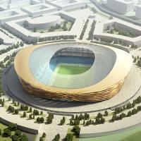 New design: Stadion Nizhny Novgorod