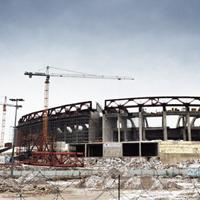 St Petersburg: Is this possible? New stadium may be cheaper