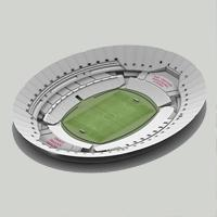 London: West Ham presents retractable seating at Olympic Stadium