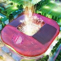 New design: Nieuw Stadion Rotterdam