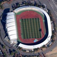 New stadiums: Okayama and Kashiwa