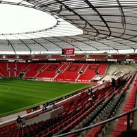 Leverkusen: Bayer increase standing section