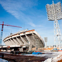 Minsk: Stadion Dinama demolition delayed already