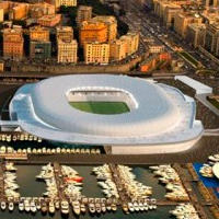 Genoa: Sampdoria presented their new stadium idea