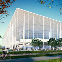 New construction: Stade Bordeaux Atlantique