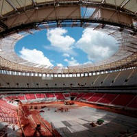 Brasilia: Opening of Nacional delayed, FIFA concerned
