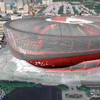 Atlanta: Five giants t fight for $1 billion stadium design