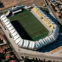 New stadiums: Copiapó, Curicó, Quillota