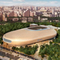 Moscow: VTB Arena a year later