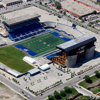 Winnipeg: Canad Inns Stadium awaiting demolition