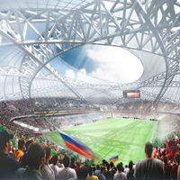 New design: Stadion Samara