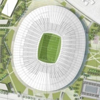Budapest: New national stadium to be hidden inside old one